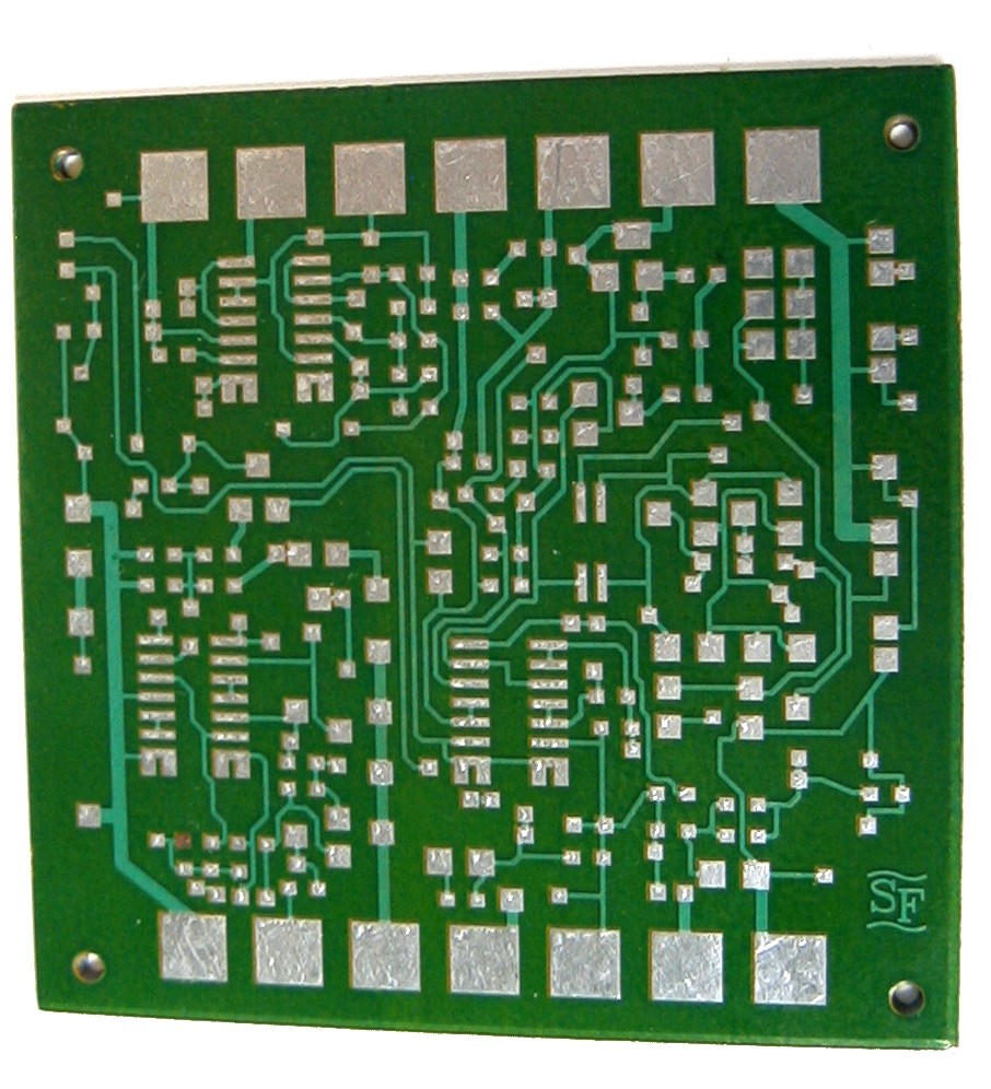 Pcb Assembly World Printed Circuit Board And All Things What Is The Name Of Example A Bare Copper Core